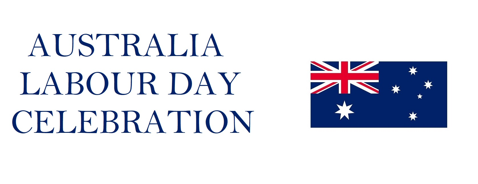 Labour Day  Public Holiday, Australia