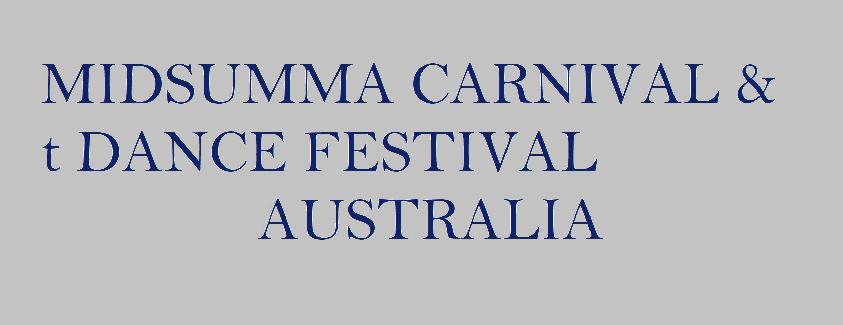 Midsumma Carnival and T Dance Festival, Australia